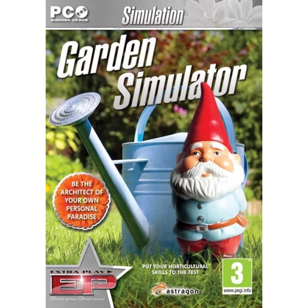 Garden Simulator Game PC