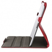 Techair Folio Stand Case for iPad - Red