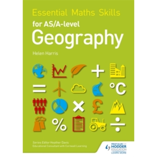 Essential Maths Skills for AS/A-level Geography by Helen Harris (Paperback, 2016)