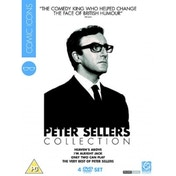 Peter Sellers Collection Comic Icons DVD