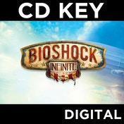 BioShock Infinite PC CD Key Download for Steam