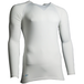 Precision Essential Base-Layer Long Sleeve Shirt Adult White - Medium 38-40 Inch - Image 2