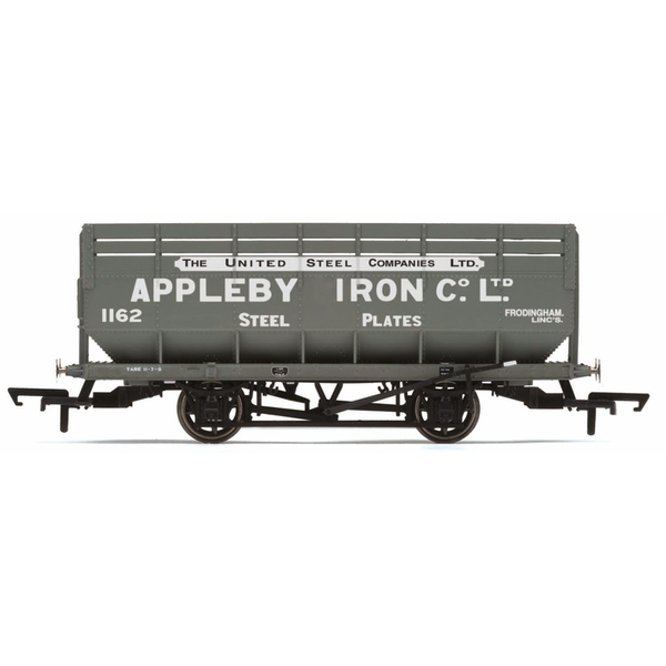 Hornby 20T Coke Wagon Appleby Iron Co. 1162 Era 3 Model Train