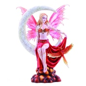 Fire Moon Fairy Figurine By Nene Thomas