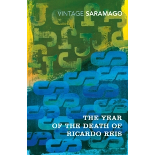 The Year of the Death of Ricardo Reis by Jose Saramago (Paperback, 1998)