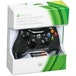Black official Xbox 360 wireless controller (Damage Packaging) Used - Like New - Image 3