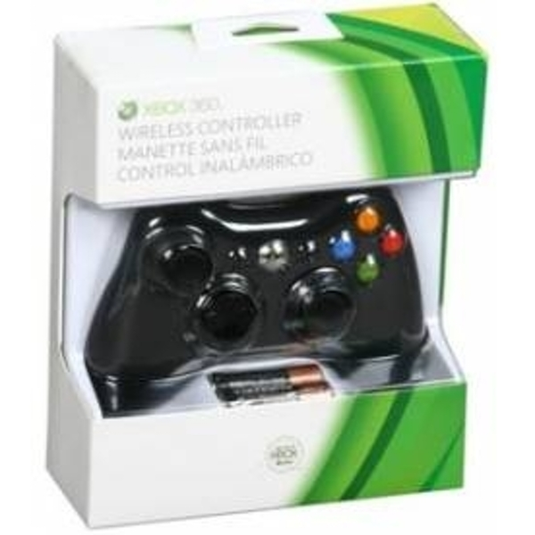 Ex-Display Elite Official Wireless Gamepad Controller BLACK Xbox 360 Used - Like New - Image 2