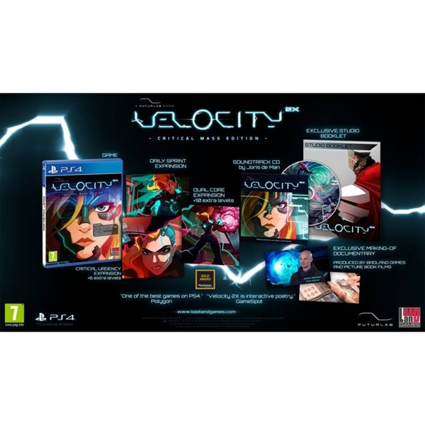 Velocity 2X Critical Mass Edition PS4 Game - Image 2