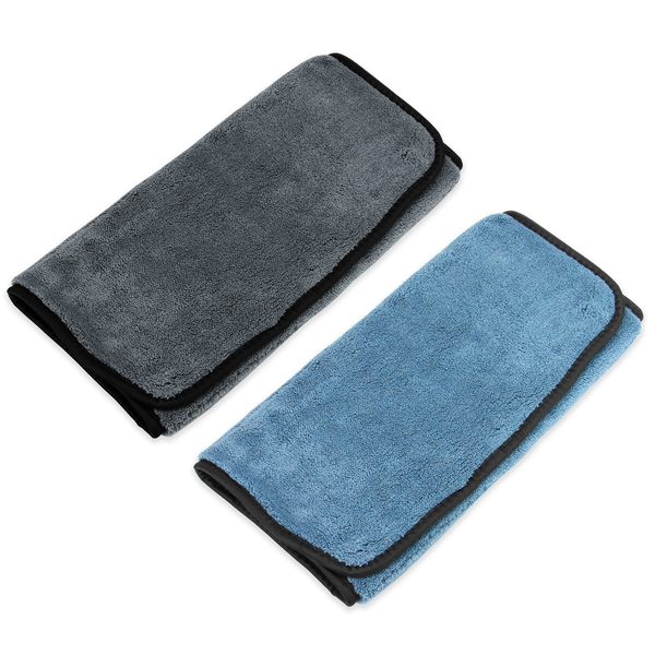 800gsm Microfibre Towels 2 Pack | M&W