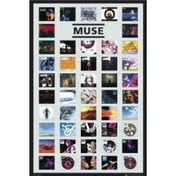 Muse Covers Maxi Poster