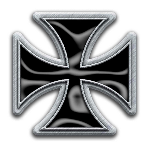 Generic - Iron Cross Pin Badge