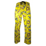 Spongebob Squarepants 'Geek Chic' Loungepants Large One Colour