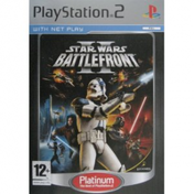 Star Wars Battlefront II 2 Game PS2