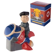 Rocket Man Money Box