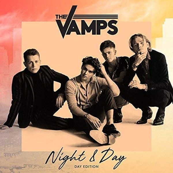 The Vamps - Night & Day (Day Edition) CD
