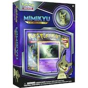 Ex-Display Pokemon TCG Mimikyu Pin Collection Used - Like New