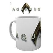 Aquaman Movie Logo Mug