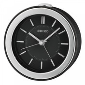 Beep Alarm Clock with LED Flashing Alarm Black