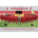 Liverpool Team Photo 18/19 Maxi Poster - Image 2