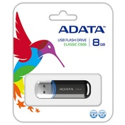 ADATA 8GB C906 8GB USB 2.0 Black USB flash drive