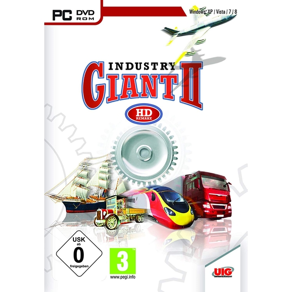 Industry Giant 2 HD Remake PC Game