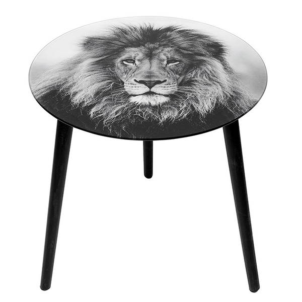 Decor Table Lion