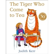 The Tiger Who Came to Tea by Judith Kerr (Paperback, 2006)