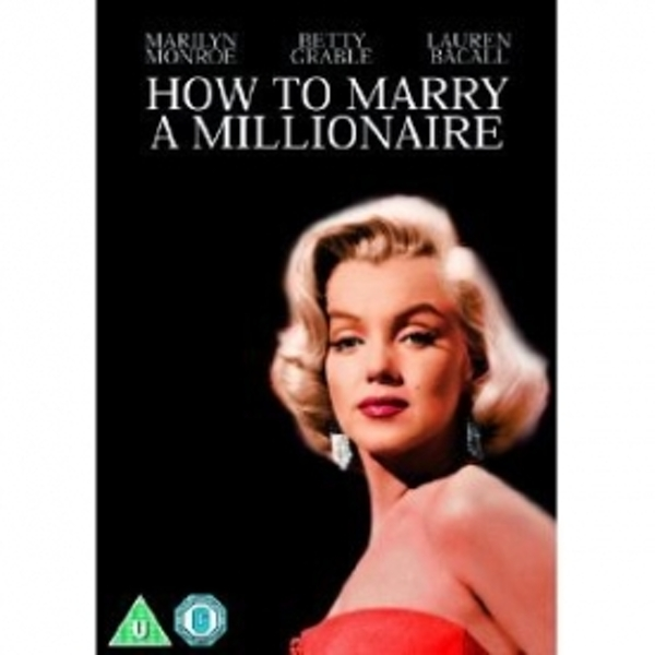 How To Marry A Millionaire DVD
