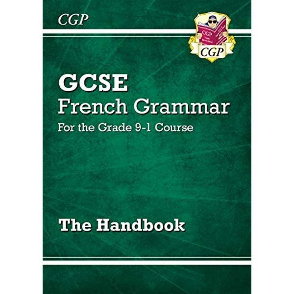 New French Grammar Handbook - For KS3 & Grade 9-1 GCSE by CGP Books (Paperback, 2017)