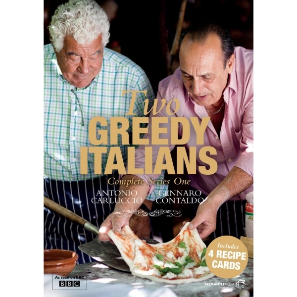 Two Greedy Italians: Complete Series 1 DVD