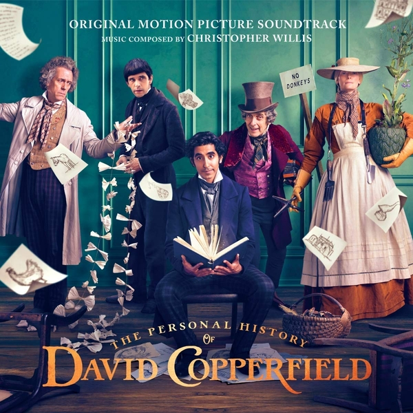 Christopher Willis - The Personal History Of David Copperfield Original Soundtrack Vinyl