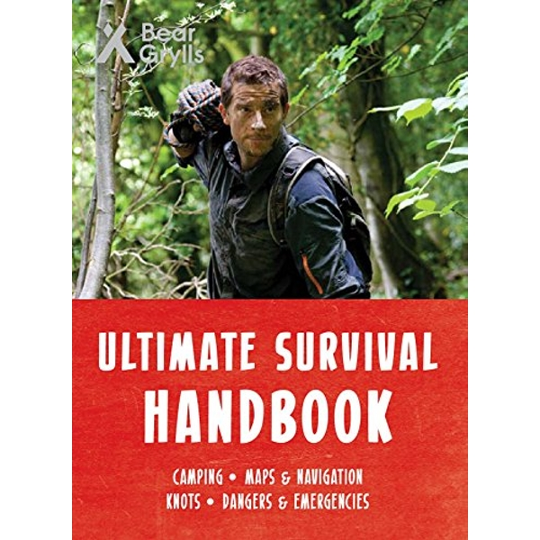Bear Grylls Ultimate Survival Handbook  Paperback / softback 2018
