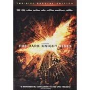 The Dark Knight Rises Two-Disc Special Edition (2012) DVD