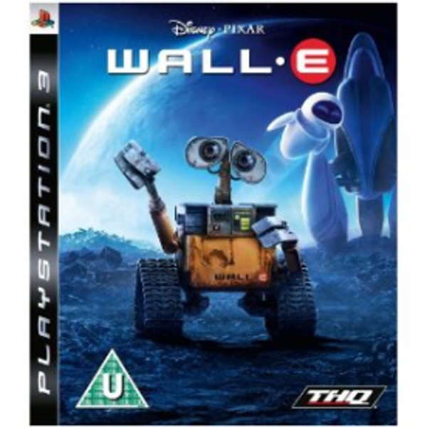 Wall.E The Video Game PS3