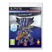 The Sly Trilogy Collection (Move Compatible) Game PS3