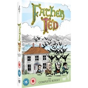 Father Ted Complete Collection DVD
