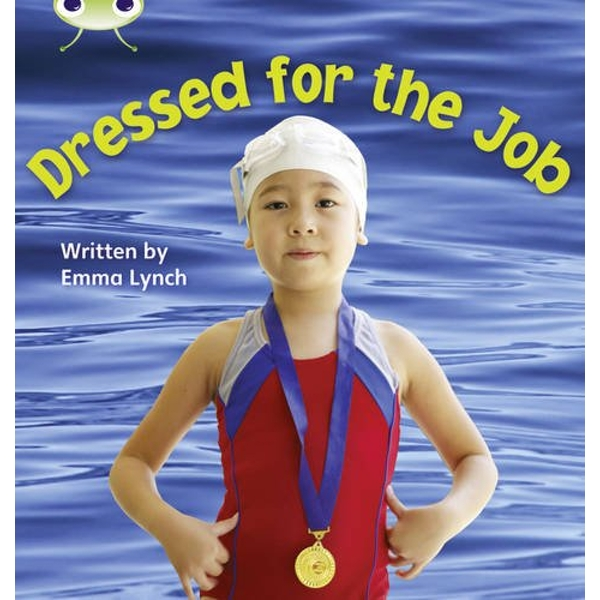 Phonics Bug Non-fiction Set 24 Dressed for the Job by Emma Lynch (Paperback, 2010)