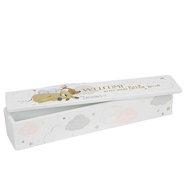 Disney Magical Beginnings Birth Certificate Holder Bambi