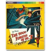 5000 Fingers of Dr T (Dual Format Limited Edition) Blu-ray