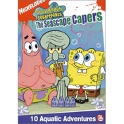 Spongebob Squarepants Seascape Capers DVD