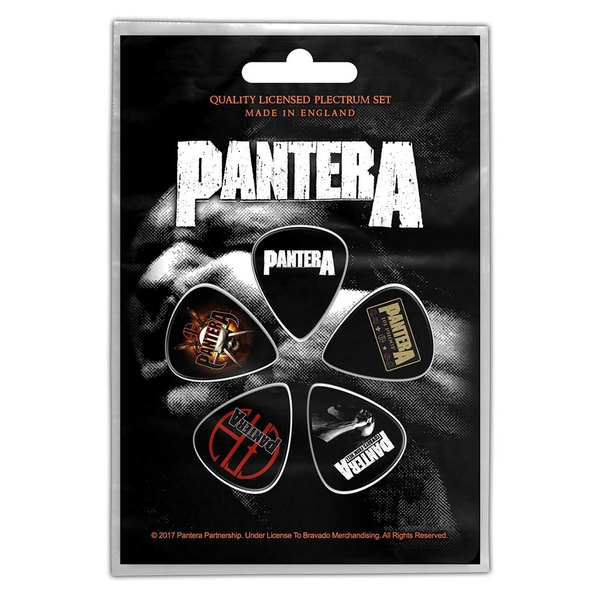 Pantera - Vulgar Display of Power Plectrum Pack