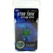 Star Trek Attack Wing RIS Talvath Wave 19 Expansion Board Game