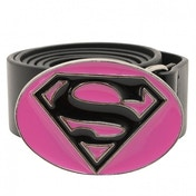 Supergirl Buckle Belt Small / Medium