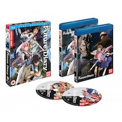 Mirai Nikki: Future Diary - Complete Season Collection Blu-ray