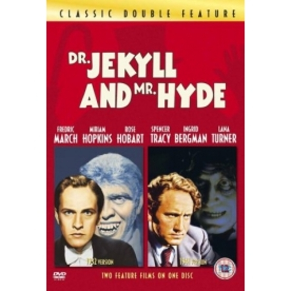 Doctor Jekyll And Mr Hyde (1932 And 1941 Versions) DVD