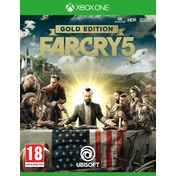 Far Cry 5 Gold Edition Xbox One Game