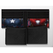 Marvel Civil War Inside Torso Print Wallet