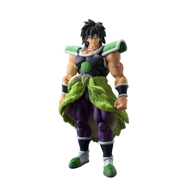 Super Broly (Dragon Ball Z) S. H. Figuarts Action Figure