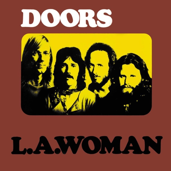 The Doors ‎– L.A. Woman Vinyl