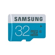 Samsung MB-MS32D1 32GB Class 6 MicroSDHC Card - NON RETAIL PACKAGING